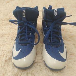 Nike huarache football cleats 3Y